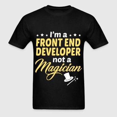 Front End Developer - Men's T-Shirt