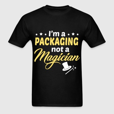 Packaging - Men's T-Shirt