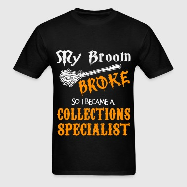Collections Specialist - Men's T-Shirt