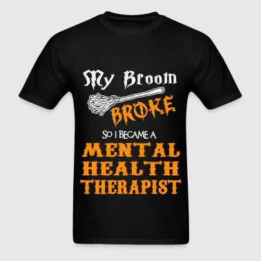 Mental Health Therapist - Men's T-Shirt