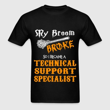 Technical Support Specialist - Men's T-Shirt