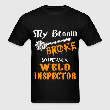 Weld Inspector - Men's T-Shirt