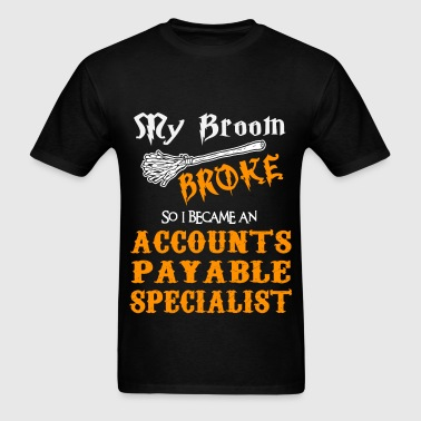 Accounts Payable Specialist - Men's T-Shirt