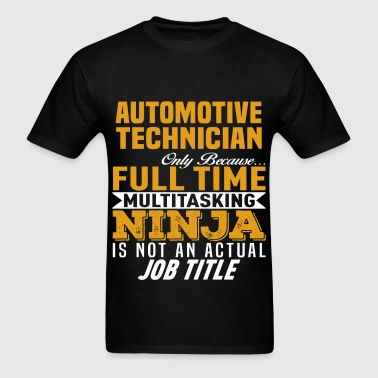 Automotive Technician - Men's T-Shirt