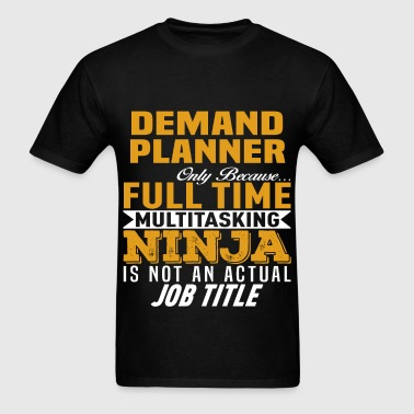 Demand Planner - Men's T-Shirt