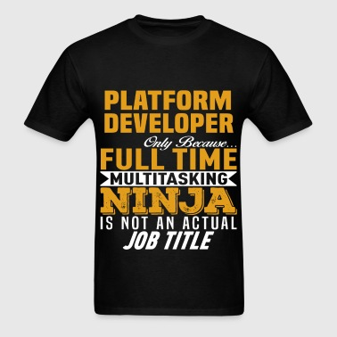 Platform Developer - Men's T-Shirt