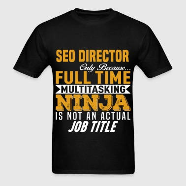 SEO Director - Men's T-Shirt