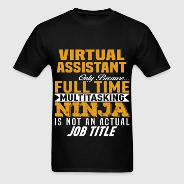 Virtual Assistant - Men's T-Shirt