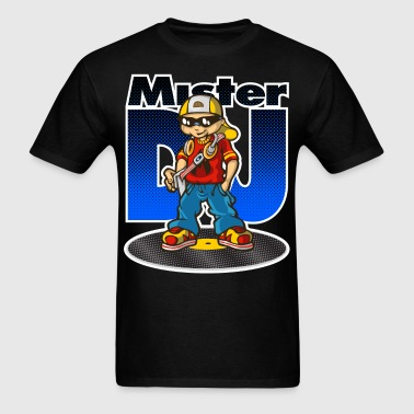Mister DJ - Men's T-Shirt