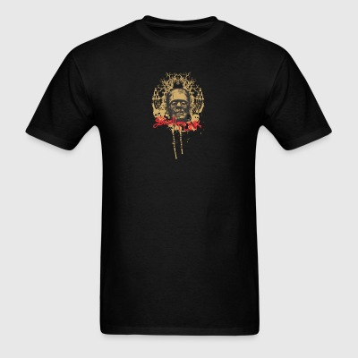 SKULL PUNK - Monster head - Men's T-Shirt