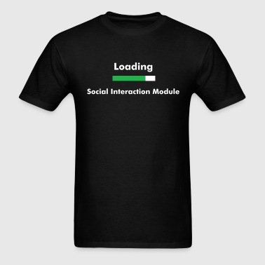 Some Loading Bar - Men's T-Shirt
