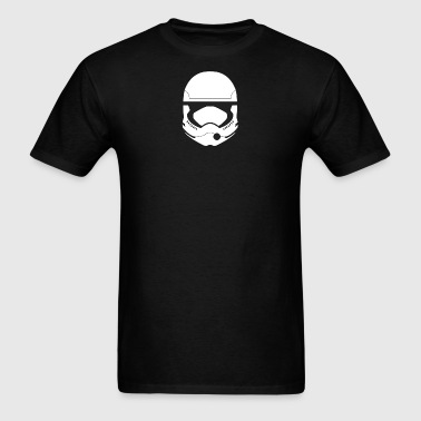 Stormtrooper Helmet - Men's T-Shirt