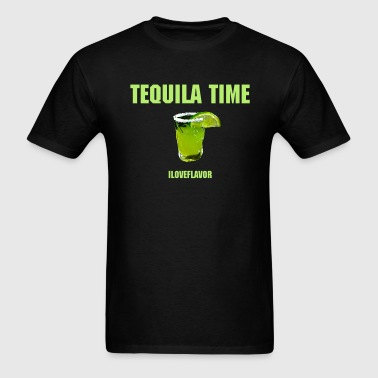Tequila Shot - Men's T-Shirt