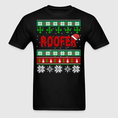 Just Spend Christmas Day With Roofer - Men's T-Shirt