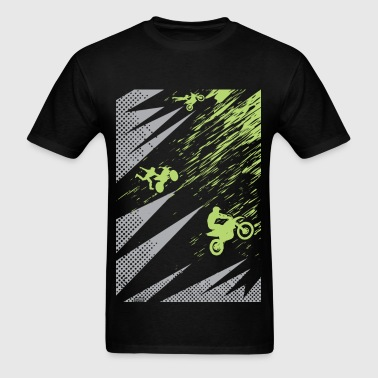 Motocross Dirt Bike Apparel - Men's T-Shirt
