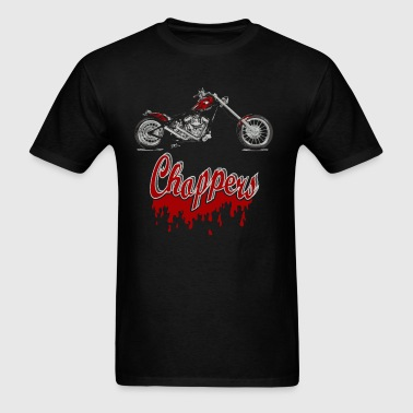 Only Choppers - Men's T-Shirt