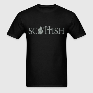 Scottishigan - Men's T-Shirt