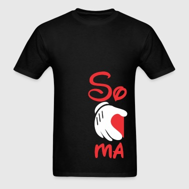 sole mate - Men's T-Shirt