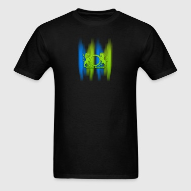 BlueGreenARLogo - Men's T-Shirt
