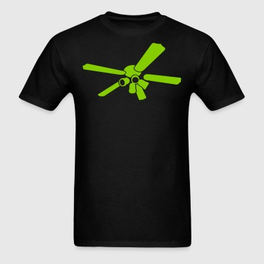 Ceiling Fan - Men's T-Shirt