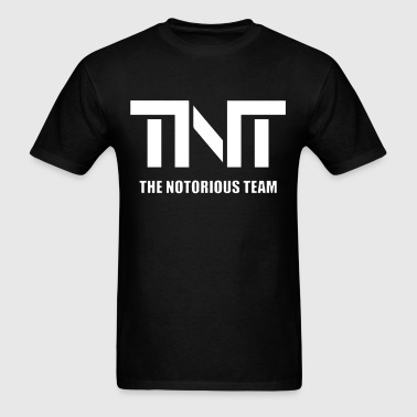 TNT the notorious team t-shirts - Men's T-Shirt