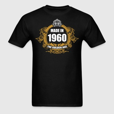 Made in 1960 The Golden Age - Men's T-Shirt