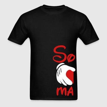 soul_mate_left - Men's T-Shirt