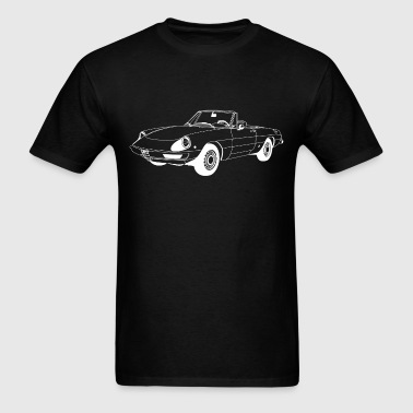 Alfa Romeo Spider - Men's T-Shirt