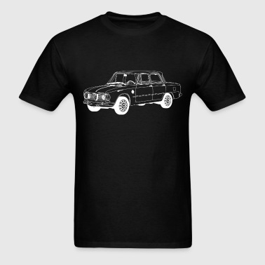 Alfa Romeo GiuliaTi Super - Men's T-Shirt