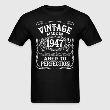Vintage Made In 1947 - Men's T-Shirt