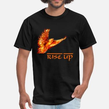 Rise Up Rise Up - Men's T-Shirt