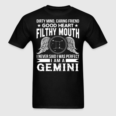 I Am A Gemini T Shirt - Men's T-Shirt