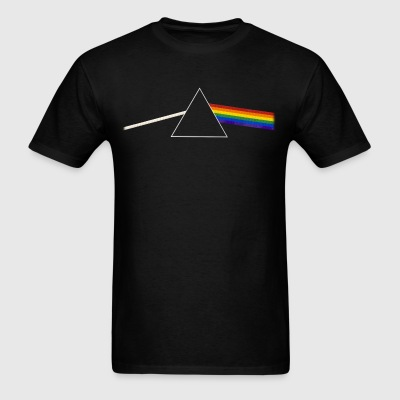 LEGO Pink Floyd's Dark Side of the Moon - Men's T-Shirt