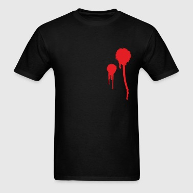 Gunshot Wound - Men's T-Shirt