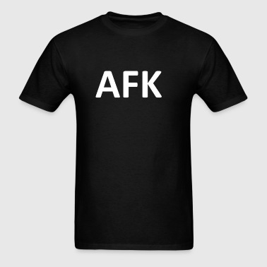 AFK away from keyboard - Men's T-Shirt