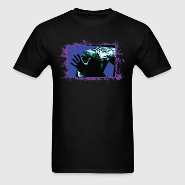 Night of the Living Dead - Car Attack - Men's T-Shirt