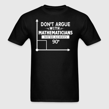 Mathematician Shirt - Men's T-Shirt