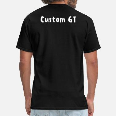 Rk Custom GT - Men's T-Shirt