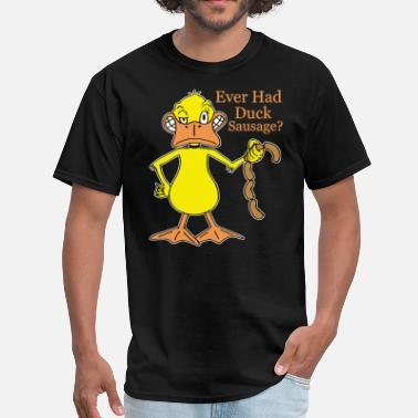 Dirty Duck Duck-Down-&-Getcha-Some - Men's T-Shirt