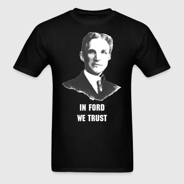 Henry Ford - Men's T-Shirt