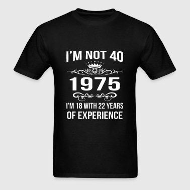 Age Tee-Aged To Perfectio - Men's T-Shirt