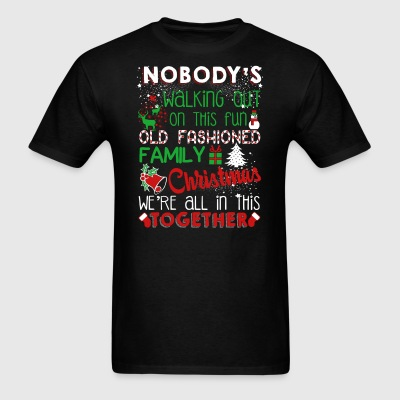 Family Christmas Shirt - Men's T-Shirt