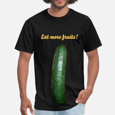 Cucumber - Men's T-Shirt