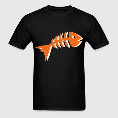 Fish Bone - Men's T-Shirt