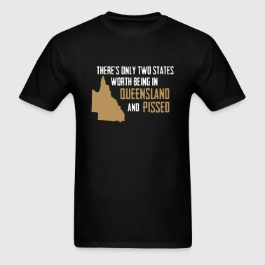 Queensland Shirt - Men's T-Shirt