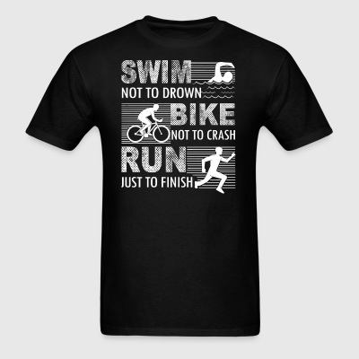 Triathlon Shirt - Men's T-Shirt