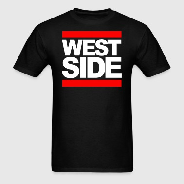 westside bulls dmc - Men's T-Shirt