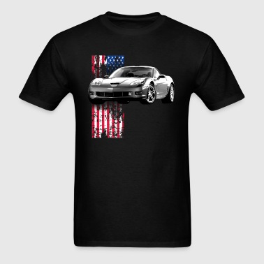 Vette tear it up! - Men's T-Shirt