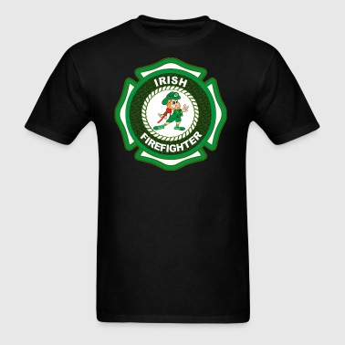 Irish Fire Fighter - Men's T-Shirt