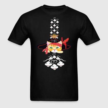 Pirate Cat - Men's T-Shirt